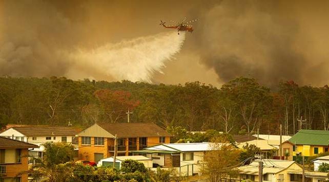 Avustralyada orman yangınları devam ediyor