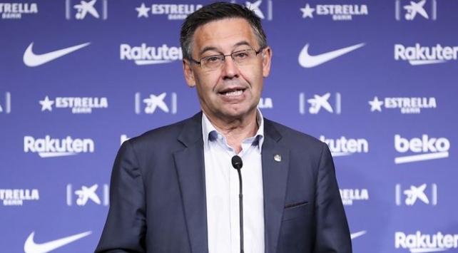 Barcelonadan Trabzonspora teşekkür