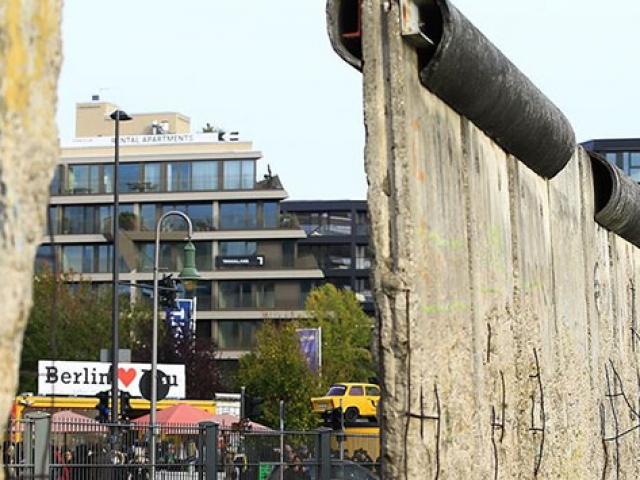 Berlin Duvarının yıkılışının 30. yıl dönümü