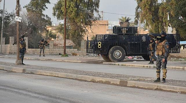 Irakta ABD üssüne saldıran 3 DEAŞlı öldürüldü