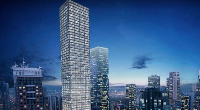 İstanbulun en yüksek binalarından birini Çinliler satın aldı