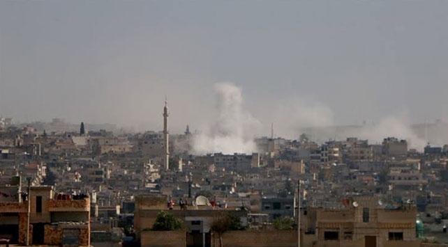 İdlibde geçen ay 75 sivil öldürüldü