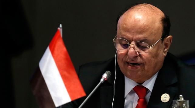 Yemen Cumhurbaşkanı Hadi, Riyad Anlaşmasının uygulanması talimatını verdi