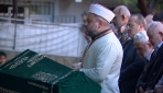 Emekli TRT Muhabiri Tahir Yücel son yolculuğuna uğurlandı
