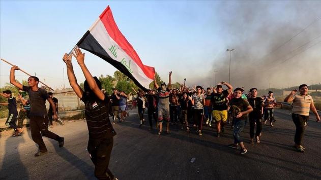 Iraktaki gösterilerde ölenlerin sayısı 6ya yükseldi