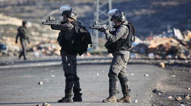 İsrail kuvvetleri Kudüste iki Filistinliyi yaraladı