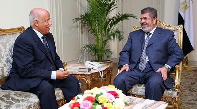 Mursi dönemi Adalet Bakanı Ahmed Süleymana şartlı tahliye