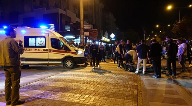 Bursada iki grubun kavgasında 3 kişi yaralandı