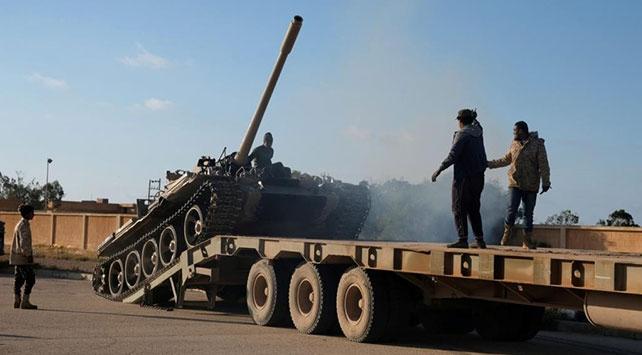 BM: Sudan, Haftere destek için bin asker gönderdi