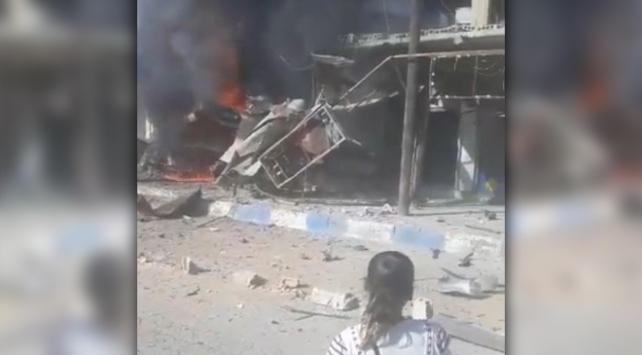 Tel Abyadda sivillere bombalı araçla saldırı: 8 ölü