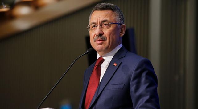 Cumhurbaşkanı Yardımcısı Oktay: Türkiye ile Kazakistan arasında 1,4 milyar dolarlık sözleşmeler imzalandı