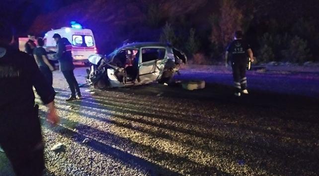 Bursada zincirleme kaza: 2 ölü, 24 yaralı