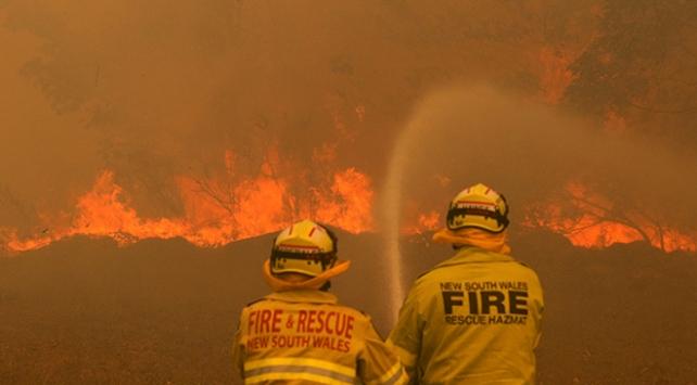 Avustralyada orman yangınları nedeniyle acil durum ilan edildi