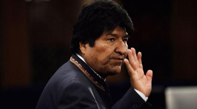 Bolivyada istifa eden yerli Devlet Başkanı: Evo Morales