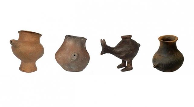 Dünyanın en eski biberonları
