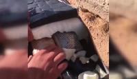 Teröristlerin EYP ile tuzakladığı motosiklet etkisiz hale getirildi