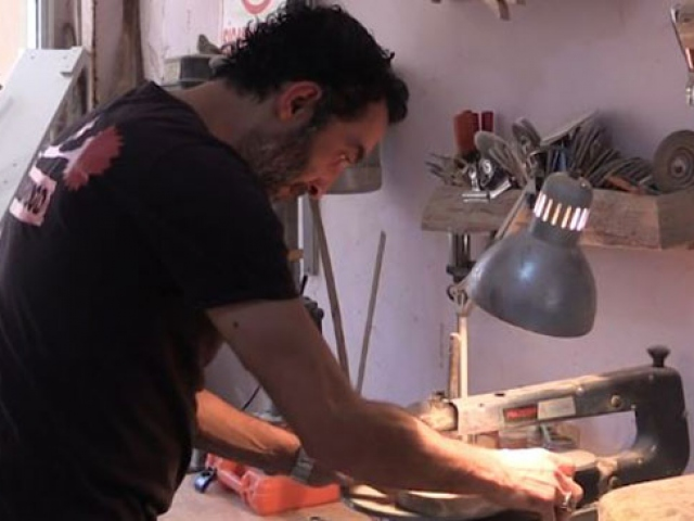 Lübnan'dan Bilecik'e uzanan ahşap sevgisi