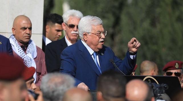 Filistin Devlet Başkanı Abbas: Gazzesiz ve Kudüssüz bir seçim yapılamaz