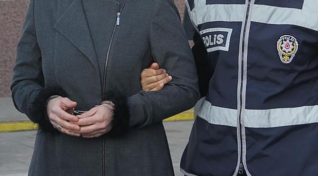 15 Temmuzdan beri aranan FETÖ şüphelisi kadın Karamanda yakalandı