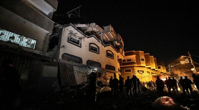 İslami Cihadın komutanlarından Ebul Ataya suikast