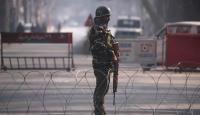 Cammu Keşmir'de çatışma: 1 ölü, 1 yaralı