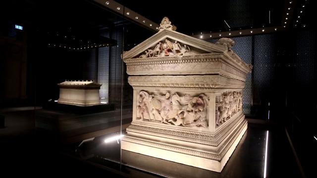 Yeni yüzüyle İstanbul Arkeoloji Müzeleri