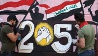 Irak'taki gösteriler halk arasında 'ulusal kimlik' bilincini güçlendirdi