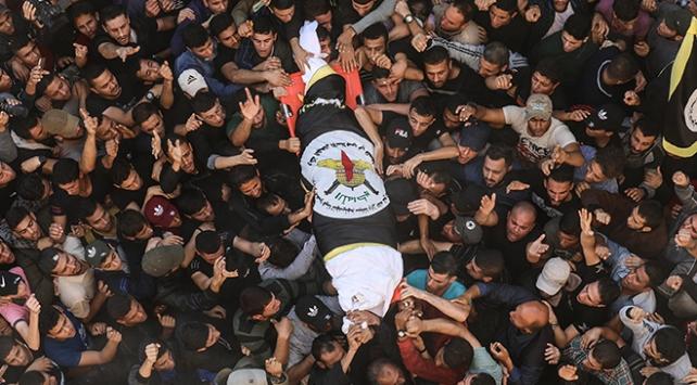 Filistin yönetimi Ebul Atanın öldürülmesini kınadı