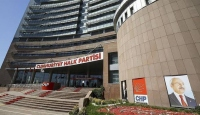 """CHP PM """"yönetmelik değişikliği"""" için toplanıyor"""