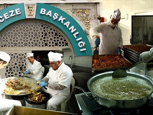 Türkiye'nin şefkat mutfağı