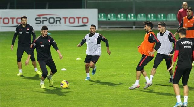 A Milli Futbol Takımı Euro 2020ye 1 puan uzakta