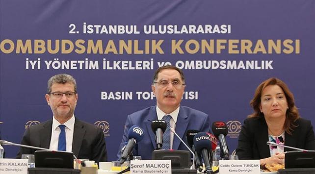 Kamu Başdenetçisi Malkoç: KDKya 6,5 yılda 75 bin 715 başvuru yapıldı
