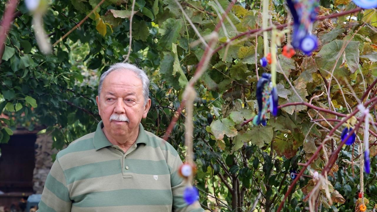 Kula evlerinin gönüllü elçisi: Zabun Hoca
