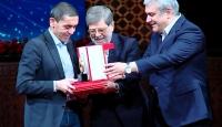 İki Türk bilim insanına İran'dan prestijli ödül