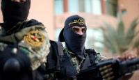 """Filistin direniş gruplarından """"İsrail bedel ödeyecek"""" açıklaması"""