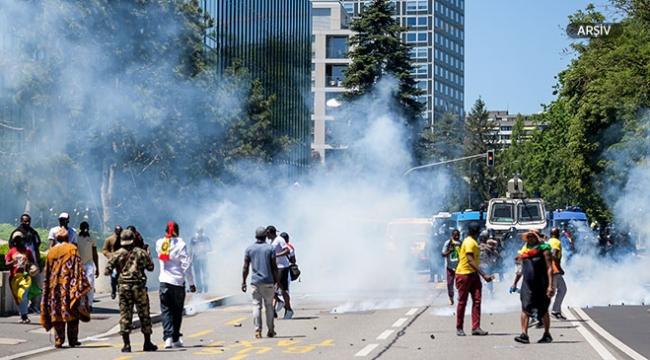 Kamerunda Türk vatandaşlarına sokağa çıkmama uyarısı