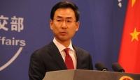 """Çin, ABD ve İngiltere'yi Hong Kong konusunda """"iki yüzlü"""" olmakla suçladı"""