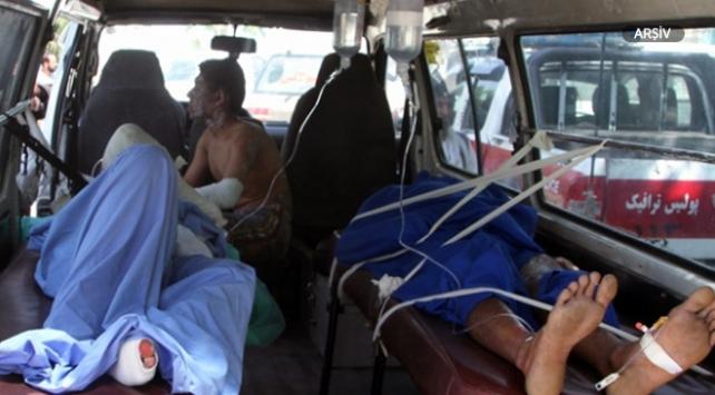 Afganistanda trafik kazası: 17 ölü