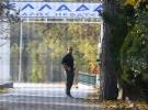 Sınır dışı edilen yabancı terörist tampon bölgede kaldı