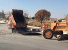 Türkiye'den Tel Abyad'a yol ve elektrik hizmeti