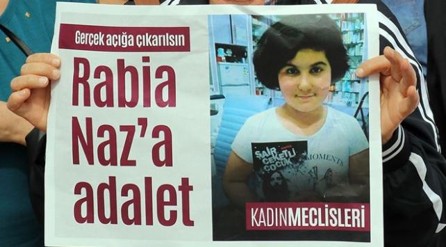 Rabia Nazın babasından DNA örneği başvurusu