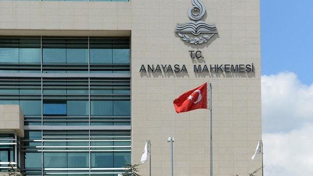 Anayasa Mahkemesinden CHPnin itirazına ret