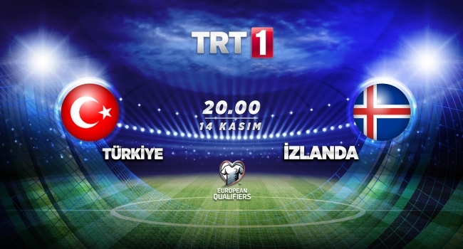 A Milli Takımımızın kritik İzlanda maçı TRT 1de