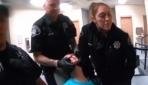 Amerikan polisinin uyguladığı şiddet kan dondurdu