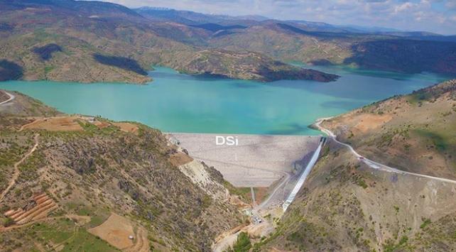 Konya Ovası Projesinin ikinci tünelinde 5 bin metreye yaklaşıldı