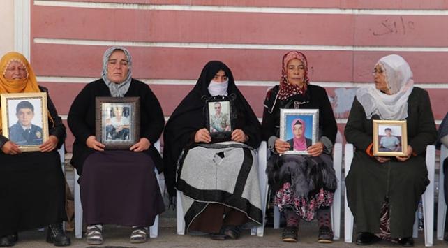 Diyarbakır annelerinin evlat nöbeti 72. gününde