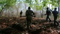 Hindistan'da Maocu isyancılarla çatışmada 1 isyancı öldü