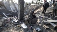 Türkiye'den İsrail'in Gazze'ye yönelik saldırılarına kınama