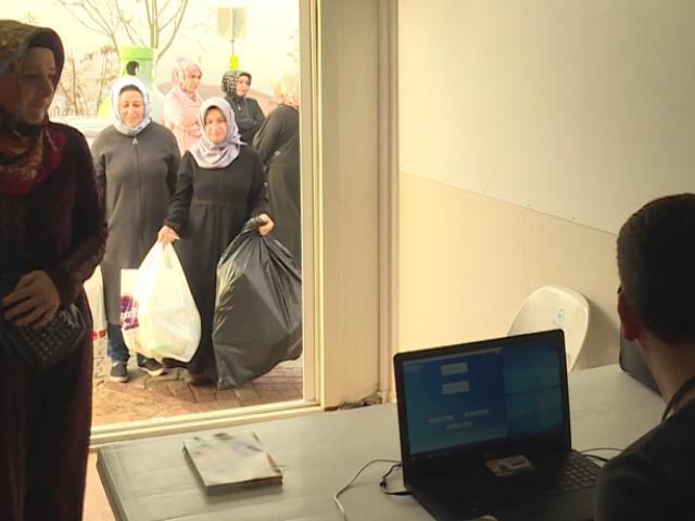 Beykoz'da kilolarca atık ekonomiye kazandırıldı