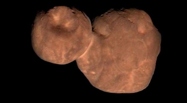 Kuiper Kuşağı asteroidine Arrokoth adı verildi